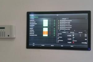 KNX Touchscreen